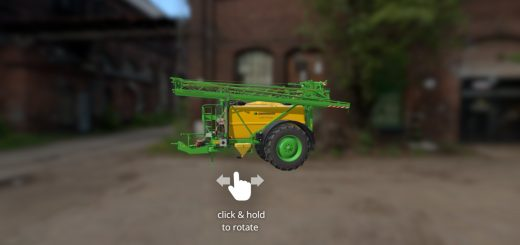 Cattle and Crops Land Cruiser online in 3D